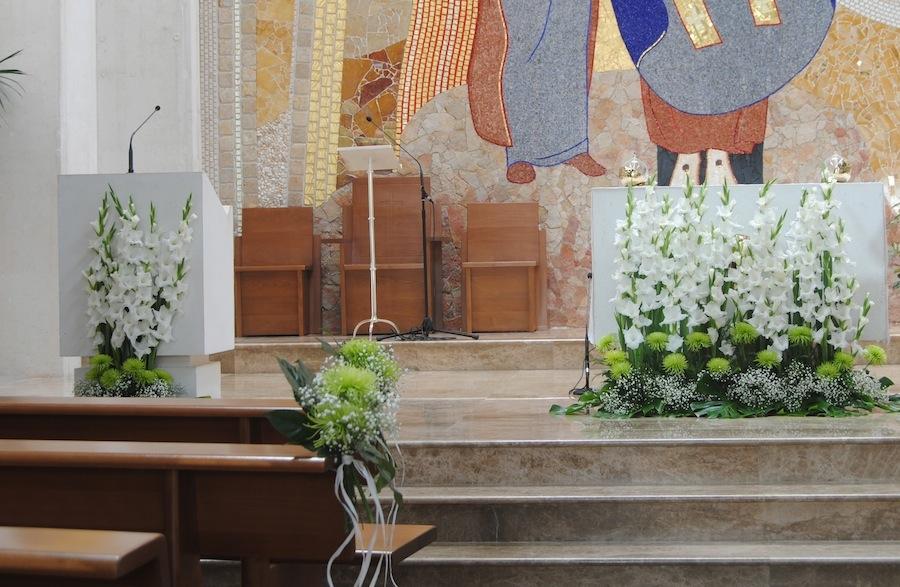 Decoracion de iglesia Zaragoza