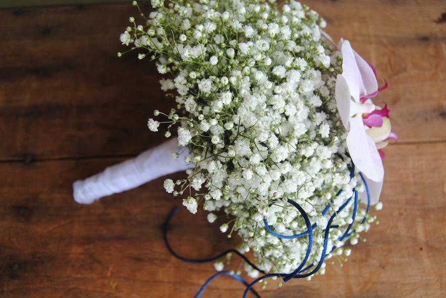 Ramo de novia economico de nuestra línea básica