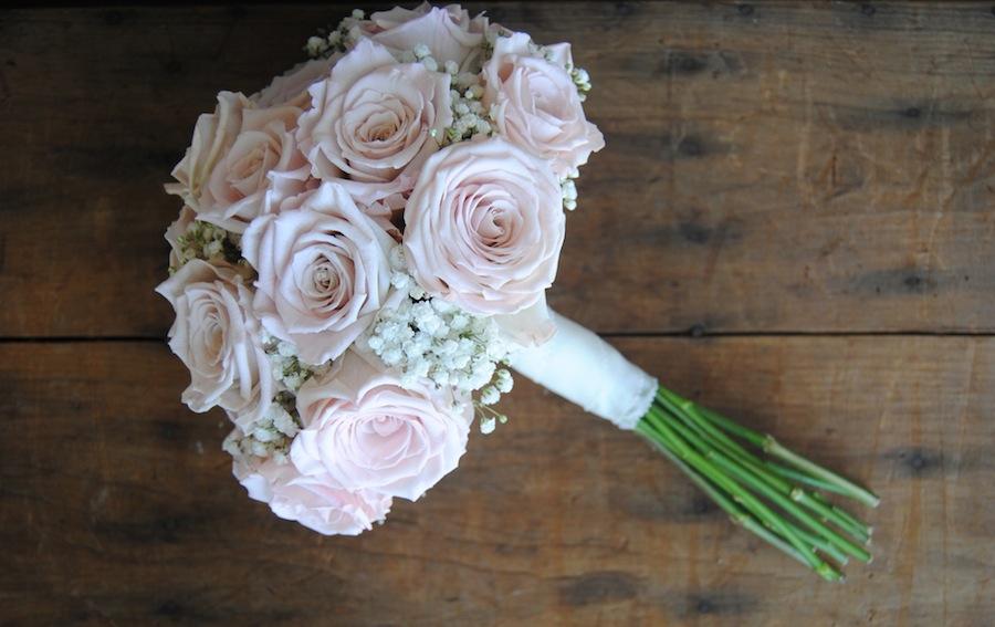 ramo novia rosa eterna, preservada o liofilizada