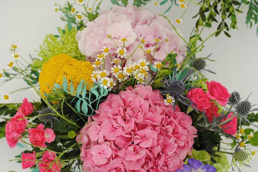 Palacio Villahermosa flores boda